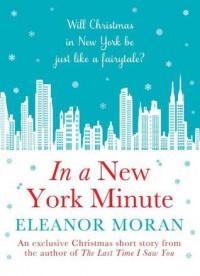 In a New York Minute - Eleanor Moran