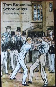 Tom Brown's Schooldays (Puffin Books) - Thomas Hughes