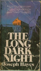 The Long Dark Night - Joseph Arnold Hayes
