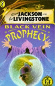 Black Vein Prophecy - Paul Mason, Steven Williams
