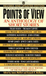 Points of View: An Anthology of Short Stories - James Moffett, Kenneth R. McElheny