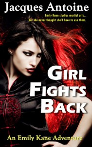 Girl Fights Back - Jacques  Antoine