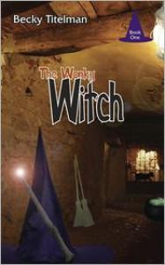 The Wonky Witch - Becky Titelman