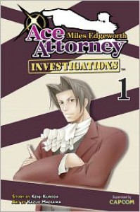 Miles Edgeworth: Ace Attorney Investigations 1 - Kenji Kuroda