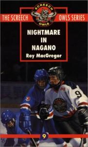 Nightmare in Nagano - Roy MacGregor, Gregory C. Banning