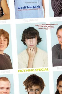 Nothing Special - Geoff Herbach