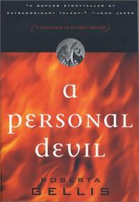 A Personal Devil: A Magdalene la Batarde Mystery - Roberta Gellis