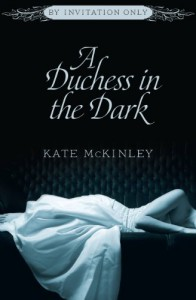 A Duchess in the Dark - Kate McKinley