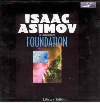 Foundation (Foundation, #1) - Scott Brick, Isaac Asimov