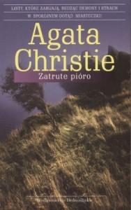 Zatrute pióro - Agatha Christie