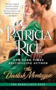 The Devilish Montague - Patricia Rice