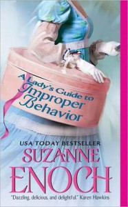 A Lady's Guide to Improper Behavior - Suzanne Enoch