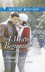 A Weaver Beginning - Allison Leigh