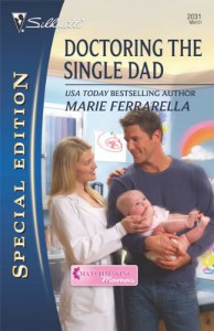 Doctoring the Single Dad (Silhouette Special Edition, No. 2031 / Matchmaking Mamas) - Marie Ferrarella