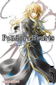 Pandora Hearts: Vol 5 - Jun Mochizuki