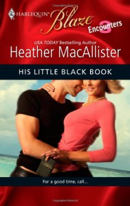 His Little Black Book - Heather MacAllister