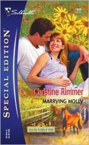 Marrying Molly (Bravo Family, #14) - Christine Rimmer