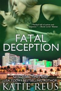 Fatal Deception (Red Stone Security, #3) - Katie Reus