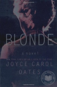Blonde: A Novel - Joyce Carol Oates, Jayne Atkinson