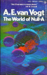 World Of Null-a - A.E. van Vogt