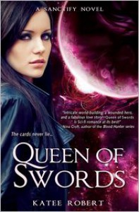 Queen of Swords - Katee Robert