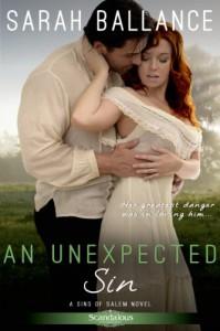 An Unexpected Sin (Entangled Scandalous) - Sarah Ballance