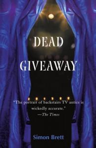 Dead  Giveaway (Charles Paris, #11) - Simon Brett