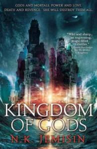 The Kingdom of Gods (The Inheritance Trilogy) - N. K. Jemisin