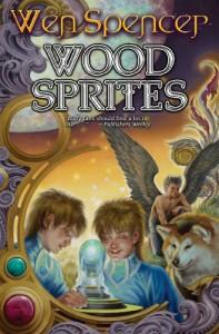 Wood Sprites (Elfhome) - Wen Spencer