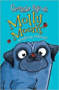 Molly Moon and the Morphing Mystery - Georgia Byng