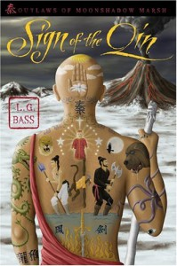 Sign of the Qin - L.G. Bass