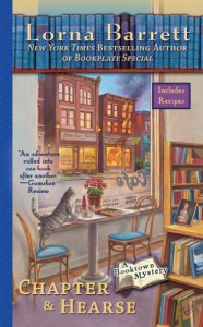 Chapter & Hearse  - Lorna Barrett