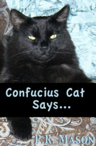 Confucius Cat Says... - P.R. Mason