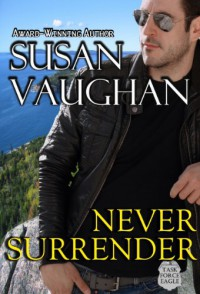 Never Surrender - Susan Vaughan