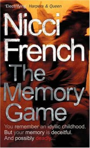 The Memory Game - Nicci French