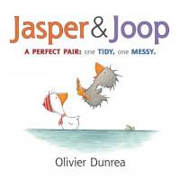Jasper & Joop (Board Book) - Olivier Dunrea
