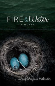 Fire and Water:A Suspense-filled Story of Art, Passion, and Madness - Betsy Graziani Fasbinder