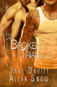 The Broken Triangle - Jane Davitt, Alexa Snow