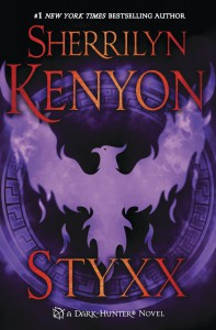 Styxx (Dark-Hunter, #23) - Sherrilyn Kenyon,  Fred Berman
