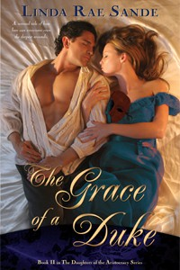 The Grace of a Duke - Linda Rae Sande