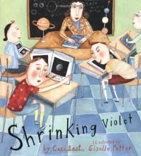 Shrinking Violet - Cari Best, Giselle Potter
