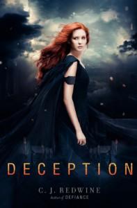Deception (Defiance #2) - C.J. Redwine