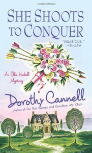 She Shoots to Conquer - Dorothy Cannell