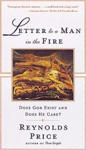 Letter To A Man In The Fire: Does God Exist And Does He Care - Reynolds Price