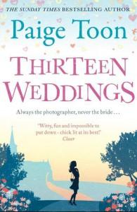 Thirteen Weddings - Paige Toon