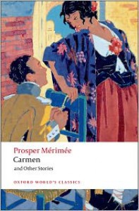 Carmen and Other Stories - Prosper Mérimée, Nicholas Jotcham