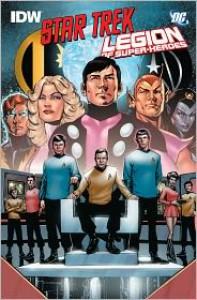 Star Trek Legion of Super-Heroes - Philip Moy, Chris Roberson, Jeffrey Moy