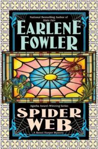 Spider Web - Earlene Fowler