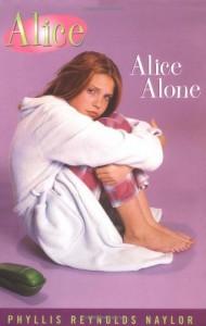 Alice Alone - Phyllis Reynolds Naylor