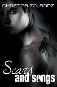 Scars and Songs (Mad World, #3) - Christine Zolendz